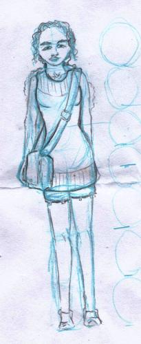 magie - skizze - murphys gesetz für zeichner - sockenzombie