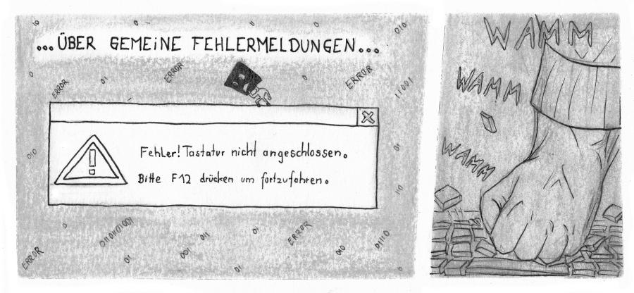 sockenzombie - 24h comic