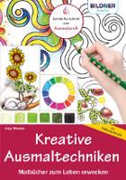 sockenzombie - kreative ausmaltechniken - cover