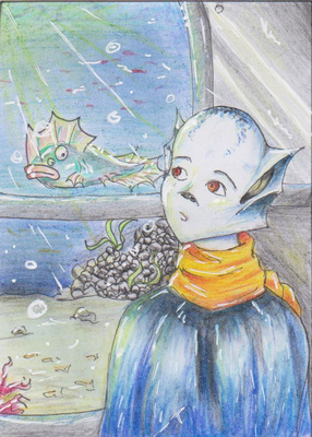 Bothilda Bamba - Bis in die tiefsten Ozeane - von ShaSha
