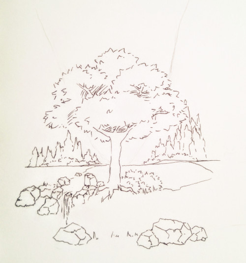 sockenzombie alkohol marker twin art sketch - kakaokarte - miniatur zeichnen